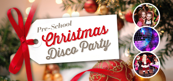 Join us at the Arnold St Mary's Christmas Disco