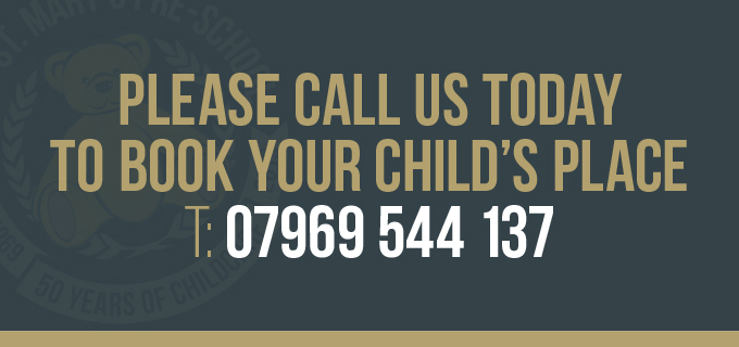 Call today to book your child's place