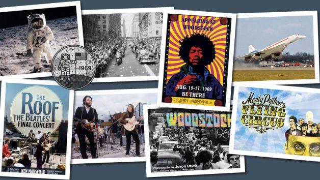 50 year anniversary image - 1969-2019